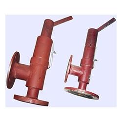 Клапан предохранительный Ду50 Ру16 (шифр Б2203; Б2301; Б2703)