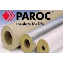 Цилиндры кашированные алюминиевой фольгой PAROC